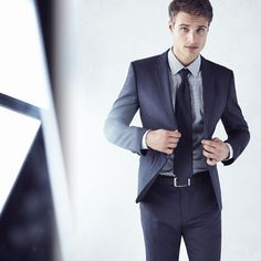 Keep it classy in Hugo Boss.