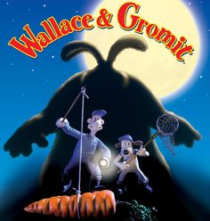 JOHN DAVEY DESIGN STUDIO - Wallace and Gromit- Logo Design