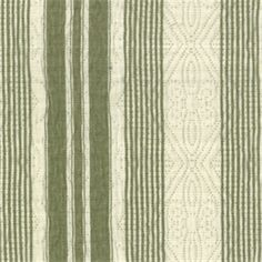This is agreen and white cotton floral stripe matalesse fabric by Roth and Tompkins, suitable for any dcor. Perfect for bedding, pillows, cushions and Discount Fabric Online, Buy Fabric Online, Striped Upholstery Fabric, Green Cotton, White Cotton, Floral Stripe, Green Stripes, Fabric Design, Pillows