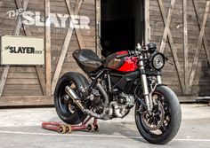 Ducati Duology - Slayer House Streetfighter & Scrambler ~ Return of the Cafe Racers