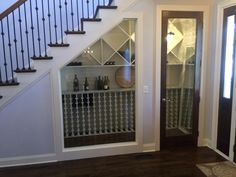 Now thats a way to store your wine....  Listed by http://www.bobparks.com/agents/leannevandekamp