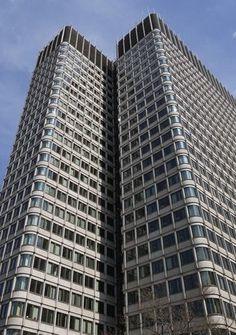 Walter Gropius - JFK Federal Building