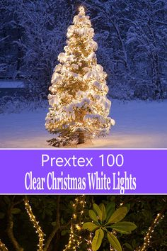 Pros and cons of Prextex 100 clear Christmas white wire lights Pros Light weight product No technical issue regarding switching. Merry Christmas Everyone, Cozy Christmas, Outdoor Christmas, Rustic Christmas, Simple Christmas, Indoor Christmas Decorations, Diy Christmas Ornaments, Christmas Themes, Christmas Lights
