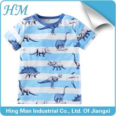 Check out this product on Alibaba.com App:Hot sale 100�tton t shirt for boys striped printed blue t shirt cartoon printing https://m.alibaba.com/NF7BZz
