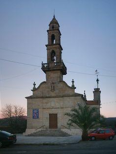 Iglesia de San Lorenzo de Fornelos