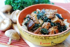Don't like kale? This recipe might change your mind! Some people don't like kale because of its bitter taste. The slightly sweet and savory sauce in this recipe nicely balances out the bitterness of the kale. This dish is a variation of dak bokkeum. Dak (닭) is chicken, and bokkeum (볶음) refers to dishes …