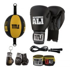 Keychain Boxing Gloves Premium Leather PROLAST LIMITED EDITION Mini Key Ring