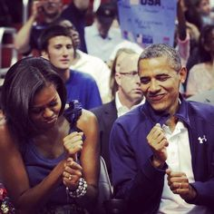 tr-ainwreck:    This is honestly my favorite picture of the Obamas.
