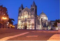 Cathédrale Saint-Pierre d'Angoulême © OT Angoulême