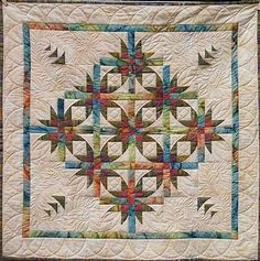 Image result for mexican star quilt