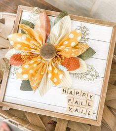Fall Crafts, Diy Crafts, Pumpkin Crafts, Tree Crafts, Thanksgiving Crafts, Wood Crafts, Fall Halloween, Halloween Crafts, Halloween Stuff