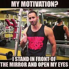 Bro science! Motivation