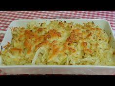 Receta de repollo salteado y gratinado muy fácil, rápido y delicioso - YouTube Roasted Vegetables, Veggies, Meatless Monday, Food Preparation, Food Truck, Lasagna, Macaroni And Cheese, Meal Planning, Delish