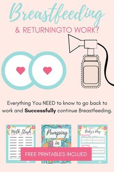 and returning to work? Are you wondering where to start? Start HERE! This post covers how to set yourself up for success pumping at work starting a freezer stash when/how to start pumping introducing a bottle how much to feed When To Start Pumping, Pumping At Work, Breastmilk Storage, Breastfeeding And Pumping, Baby Arrival, Return To Work, Pregnant Mom, First Time Moms, Baby Hacks