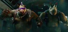 Depois da divulgação de um breve teaser na noite de ontem,As Tartarugas Ninja 2ganhou seu primeiro trailer completo, que, aparentemente, vazou antes do planejado. O trailer mostra pouca coisa além de mais cenas de ação envolvendo os amados Raphael, Michelangelo, Donatello e Leonardo, além de algumas outras cenas, onde podemos ver outros atores do filme, …