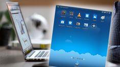 Ob Programme, Fotos oder Dokumente: Vieles landet direkt auf dem Desktop. Die Folge: Ein überfüllter Desktop, auf dem der Nutzer nichts mehr wiederfindet. Im Folgenden stellen wir Ihnen ein Tool vor, das Ihren Desktop wieder aufräumen will - und ihn dafür ein Stück weit zum Smartphone-Homescreen werden lässt. Desktop, Smartphone, Laptop, Tools, Instruments, Laptops, The Notebook, Utensils, Appliance