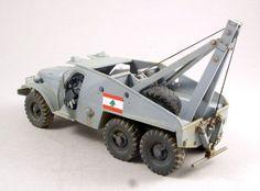 TRACK-LINK / Gallery / BTR-152 Wrecker