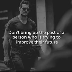 The past is in the past for a reason . it is a good reminder but should be let go of. How can I ever get better if I can't move on?