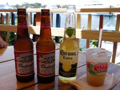 Take the Carrie B Harbour Tour in Fort Lauderdale. The harbour and surrounding homes are cool and the pops are even cooler. Fort Lauderdale, Carrie, Beer Bottle, Holland, Homes, America, Food, Corona, Dutch Netherlands