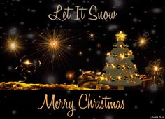 Let it Snow Merry Christmas animated snow friend merry christmas graphic christmas quote christmas greeting