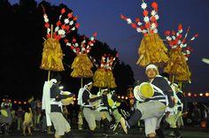 大柳生 太鼓踊り - 奈良市大柳生