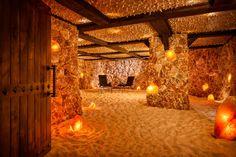 Himalayan salt caves