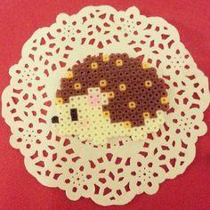 Hedgehog perler