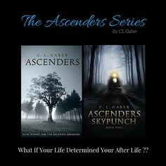 The Ascenders Saga For The Paranormal Ya in you!  An excerpt from book #2  BONUS: NEW Excerpt From Book#2 Ascenders: Skypunch !! NEW EXCERPT FROM BOOK #2 What other school? I asked remembering bits and pieces I heard about other schools in this realm although I hadnt really dared or had time to look beyond the Academy and ITT. Frederick Reardon A.E. said in a whisper.  Never heard of him I insisted.  The Frederick Reardon Establishment of Academics and Kinetics he said overenunciating the…