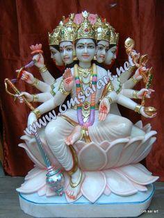 goddess gayatri high resolution - Google Search