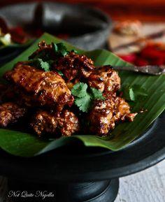 Balinese Chicken via Not Quite Nigella.