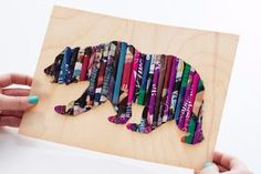 DIY Projects for Teenagers - Magazine Wall Art - Cool Teen Crafts Ideas for Bedroom Decor, Gifts, Clothes and Fun Room Organization. Summer and Awesome School Stuff http://diyjoy.com/cool-diy-projects-for-teenagers
