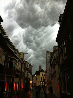 Weather Alarm in Utrecht