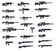 Weapons 2 by RenegadeTH.deviantart.com on @deviantART