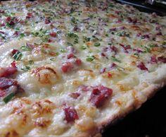 Rezept Bergsteigerpizza von sabri - Rezept der Kategorie sonstige Hauptgerichte