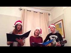 Winter wonderland two part harmonies - YouTube - better key