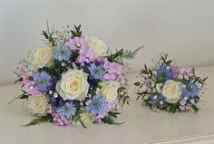 English Country Garden Wedding Flowers