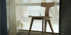 Fin Dining Chair by Matthew Hilton