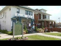 Hitsville USA  The Home of Motown Records  Detroit Michigan