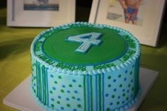 Birthday Cake 4 year old