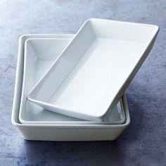 Williams-Sonoma Open Kitchen Oven to Table Rectangular Baker | @giftryapp