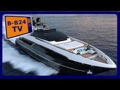 Der Riva 100 'Corsaro steht bereit, die Bootswelt zu gewinnen, den Geschmack der Yachtbesitzer und die Herzen von Rivas vielen Fans. Die erste Premiere der n...