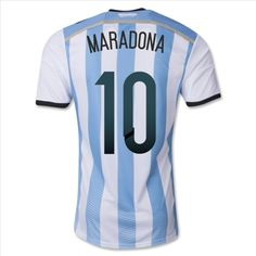 06524b8ef Top A+++ 2014 World Cup Argentina Home Messi KUN AGUERO soccer jersey Grade  Original thai quality football jersey soccer shirt-in Sports Je.