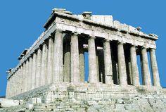 Архитектура и скульптура Древней Греции. Культура и зодчество античного мира Эллады.