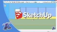 Curso de SketchUp – Módulo Intermediário – Posicionamentos para Cortes A...