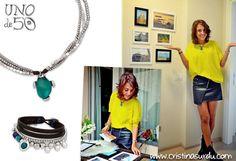 Cristina Sordu #bloggers #unode50