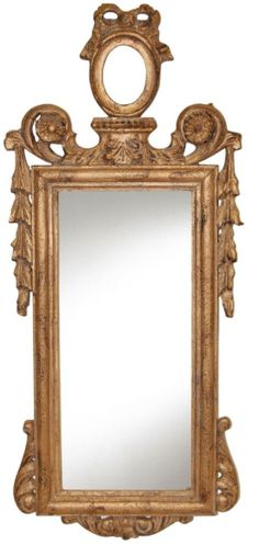 Hickory Manor House Ornate French Mirror - Wall Mirrors at Simply Mirrors French Style Furniture, French Mirror, Contemporary Accents, Mirrors Wayfair, Accent Mirrors, Mirrors For Sale, Mirror, Traditional Mirrors, French Arch