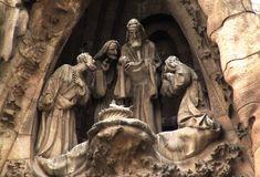 Gaudí (séc. XX) http://www.snpcultura.org/vol_representacoes_natal_arte_crista.html