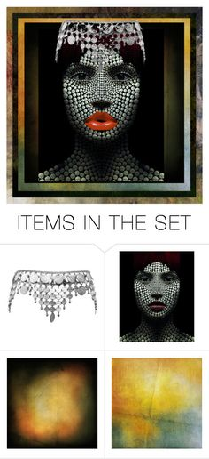 """SHE......"" by glitterlady4 ❤ liked on Polyvore featuring art"