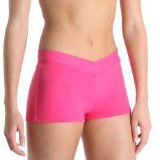 DF5801 - Bloch V Front Womens Short