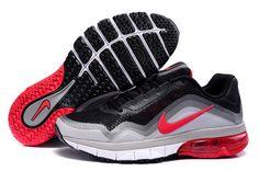 newest 2ea4d 2dc6b Nike Air Max TR 180 Black Grey Red Cheap Air Max 90, Air Max 180